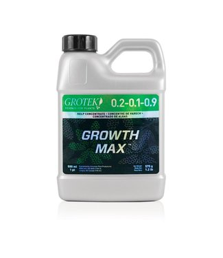 Grotek Grotek Green Line Growth Max 500ml (Kelp Concentrate)