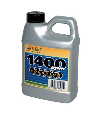 Grotek Grotek 1400ppm TDS Calibration Solution, 500ml