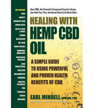 Healing With Hemp CBD Oil (Earl Mindell)