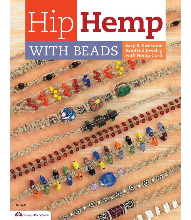 Hip Hemp with Beads (Suzanne McNeill)
