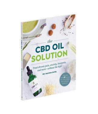 CBD Oil Solution, The (Rachel Patel)