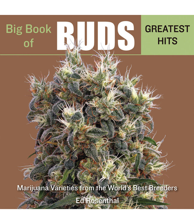 Big Book of Buds - Greatest Hits (Ed Rosenthal)