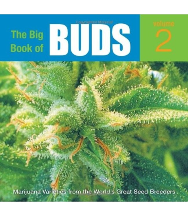 Big Book of Buds - Volume 2 (Ed Rosenthal)