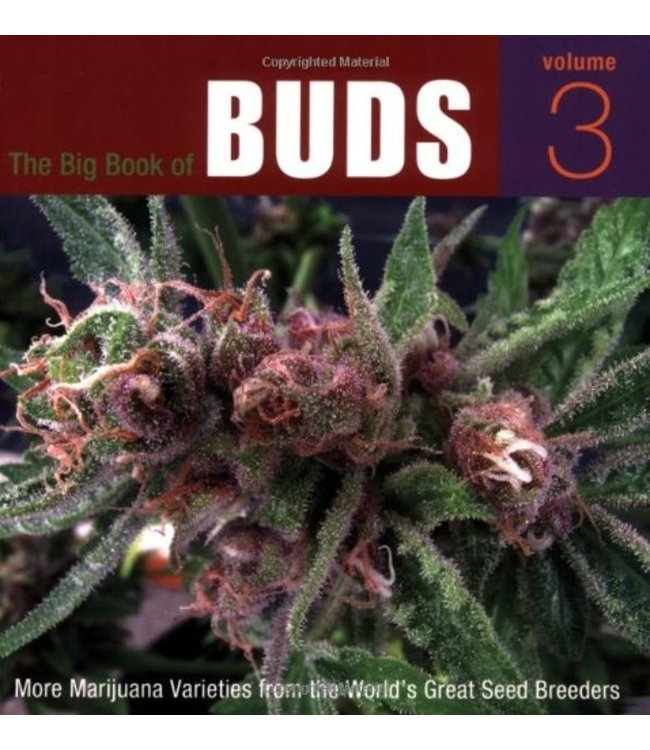 Big Book of Buds - Volume 3 (Ed Rosenthal)