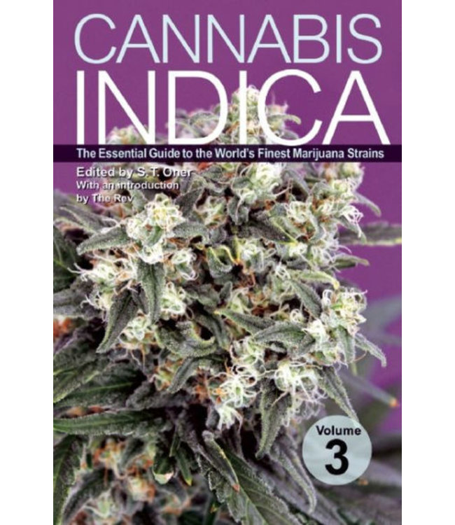 Cannabis Indica Volume 3 (S. T. Oner)