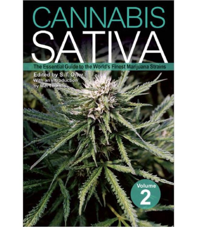 Cannabis Sativa Volume 2 (S. T. Oner)