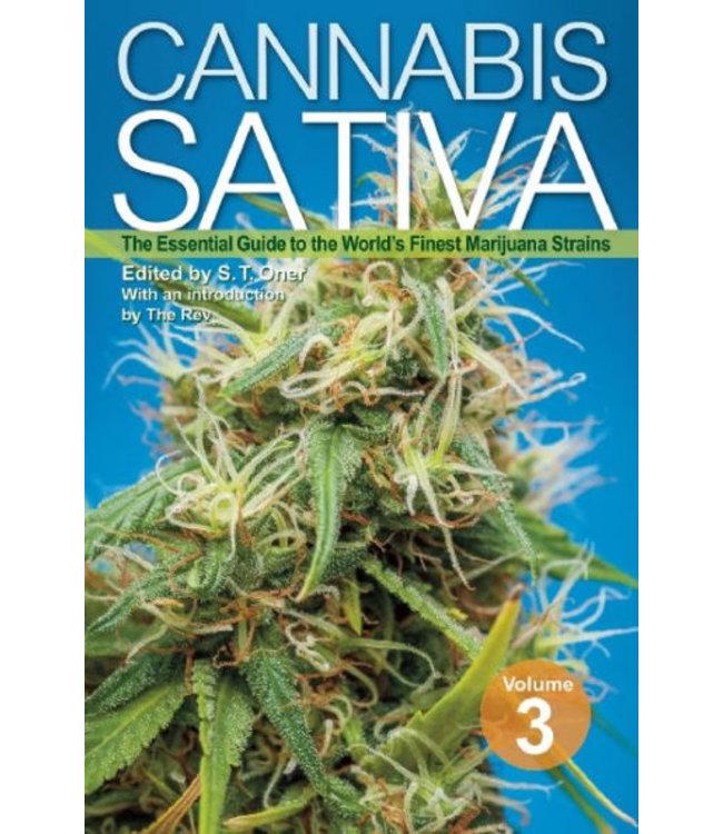 Cannabis Sativa Volume 3 (S. T. Oner)