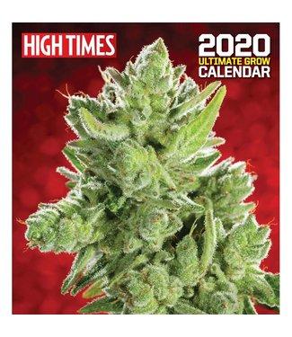 High Times 2020 Wall Calendar