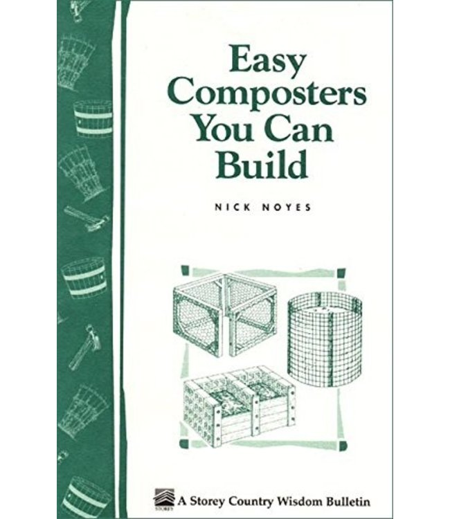 Easy Composters You Can Build (Nick Noyes)