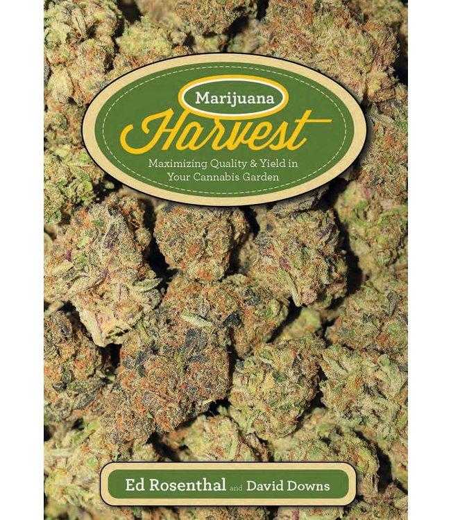 Marijuana Harvest (Ed Rosenthal & David Downs)