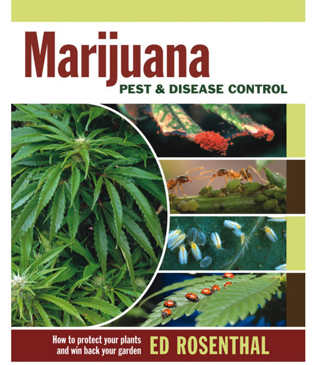 Marijuana Pest & Disease Control (Ed Rosenthal)