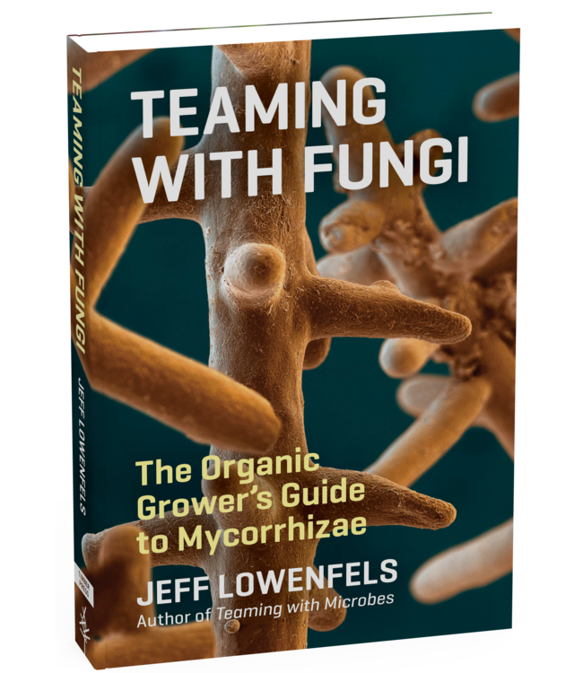 Teaming with Funghi (Jeff Lowenfels)