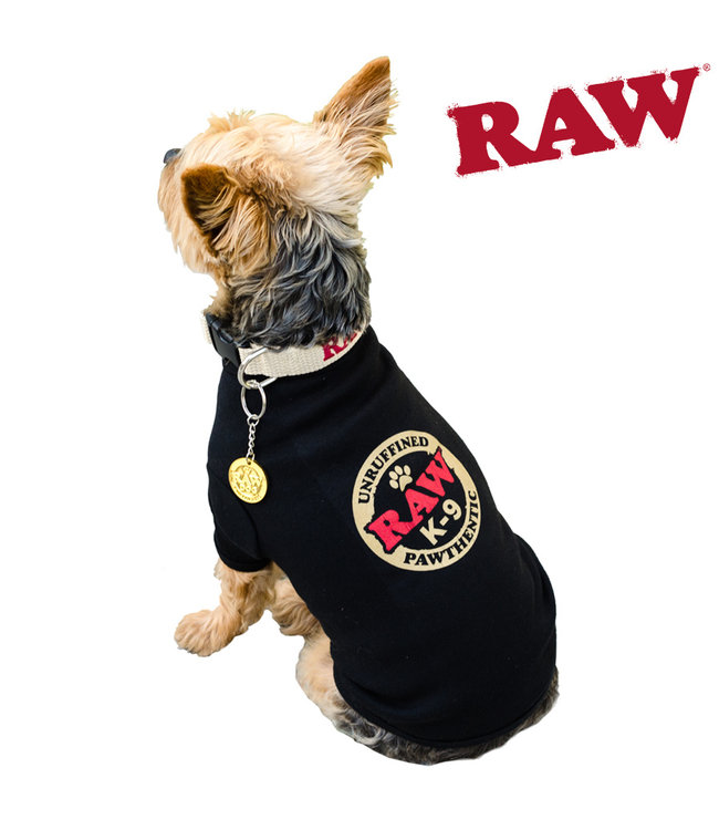 RAW RAW Pet Ringer Shirt