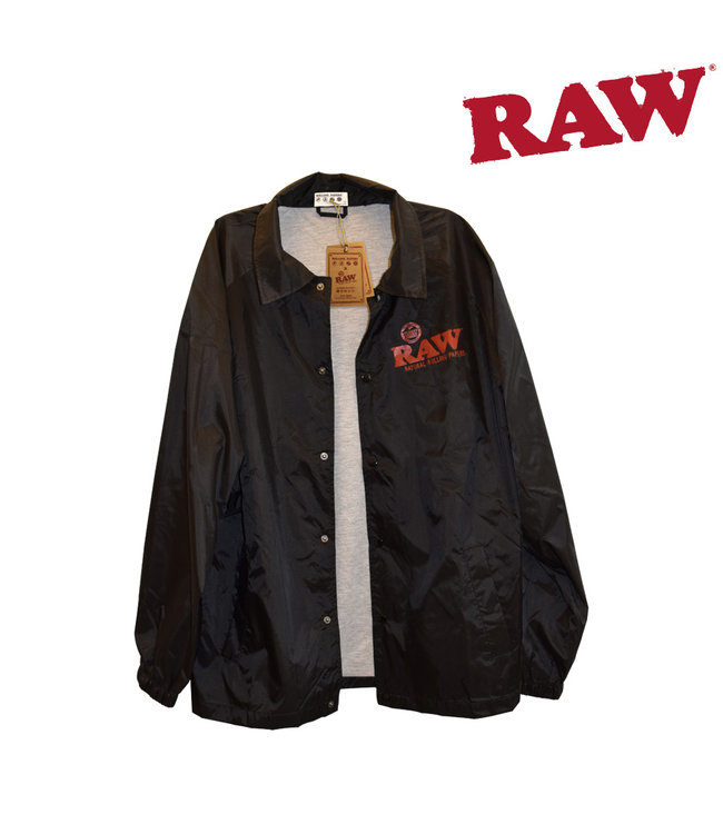 RAW RAW Coaches Jacket