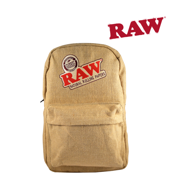 RAW RAW Smell Proof Backpack