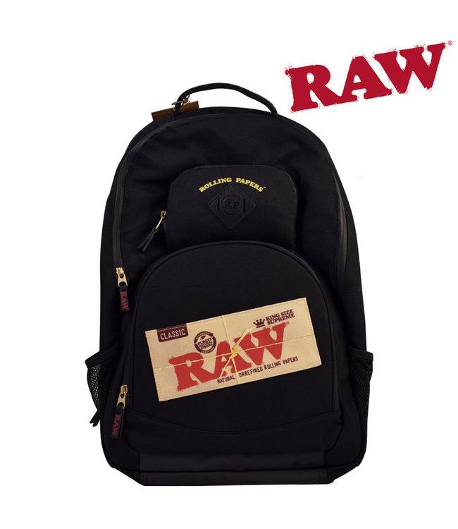 RAW RAW Black Bakepack Backpack