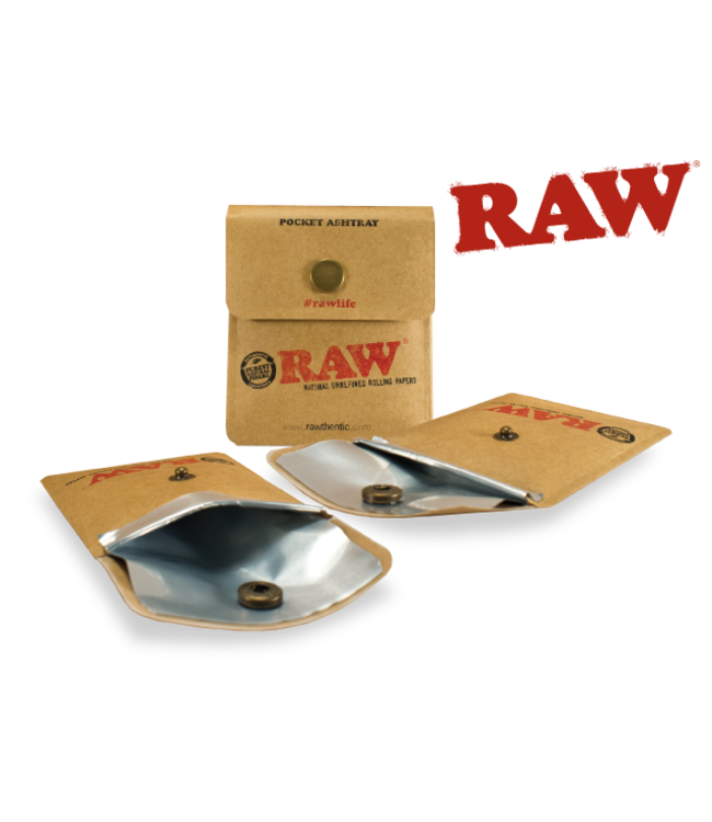 RAW RAW Pocket Ashtray