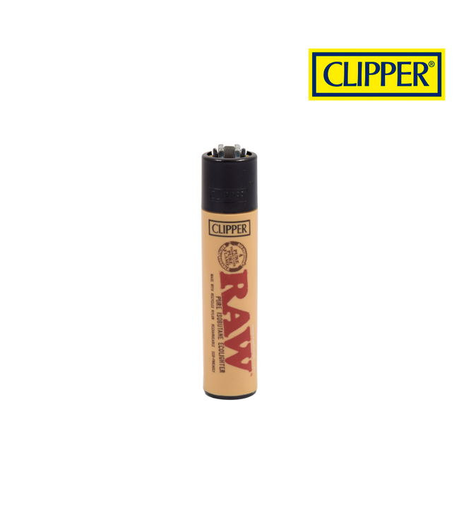 RAW RAW Clipper Refillable Lighter