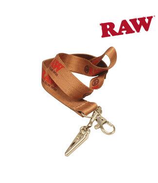 RAW RAW Lanyard w/ Roach Clip