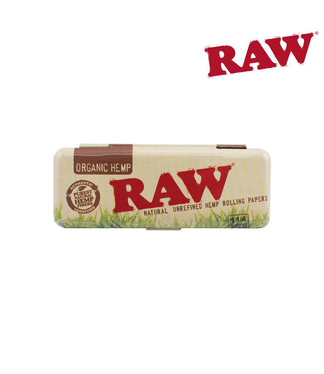 RAW RAW Organic Metal Paper Case