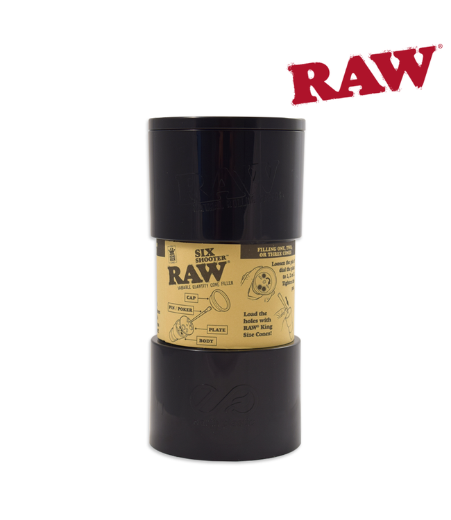 RAW RAW Six Shooter