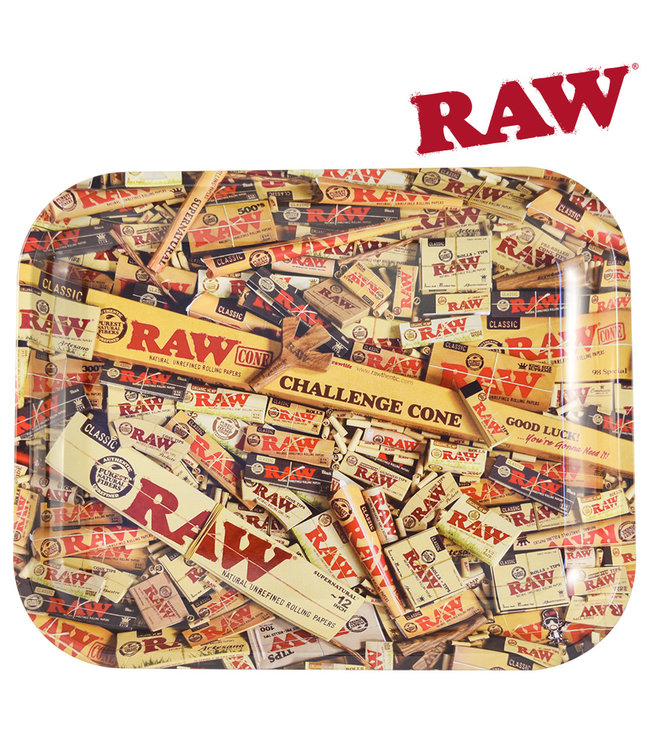 RAW RAW Mix Rolling Tray