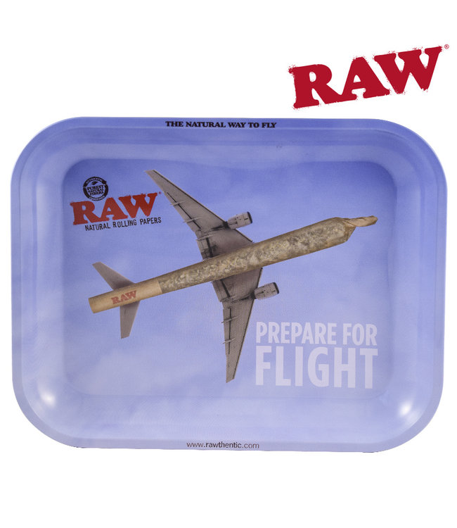 RAW RAW Prepare For Flight Rolling Tray