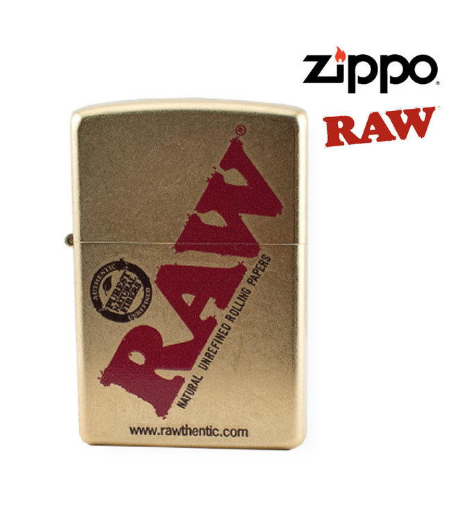 RAW RAW Zippo