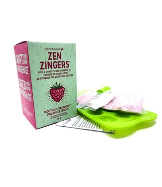 Paracanna Zen Zingers Gummy Making Kit