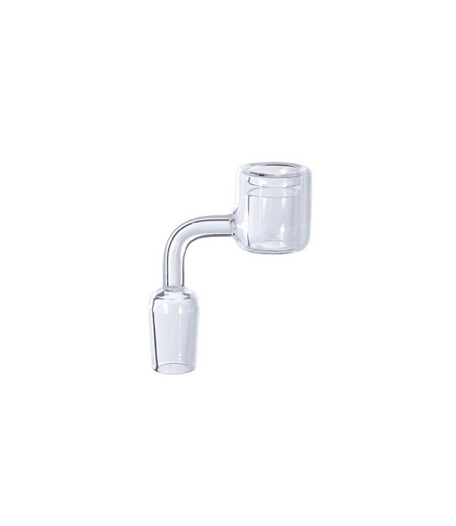 Hoss Glass Hoss Glass 19mm Thermal Quartz Banger, Male 90°