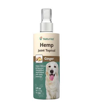 NaturVet Hemp Joint Topical Spray 6oz