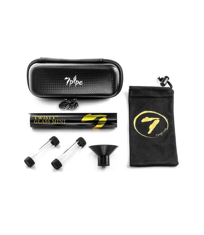 7pipe 7pipe Twisty Glass Mini Combo Kit