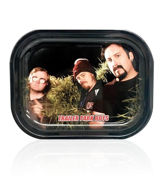 Trailer Park Boys Trailer Park Boys Rolling Tray - Clippings
