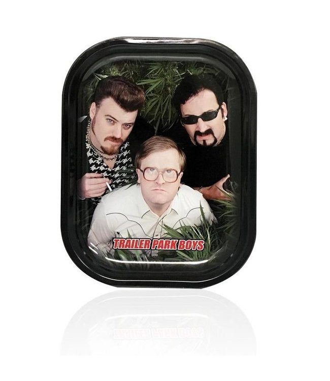 Trailer Park Boys Trailer Park Boys Rolling Tray - Bundled
