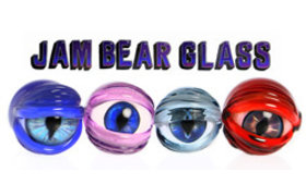 Jam Bear Glass