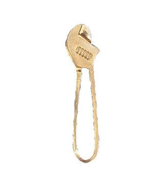 Brass Roach Clip Wrench