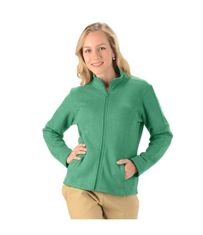 Eco-Essentials Women's Hemp/OC Jacket Teal