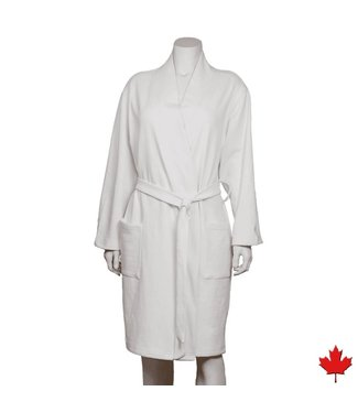 Eco-Essentials Hemp/OC Terry Robe