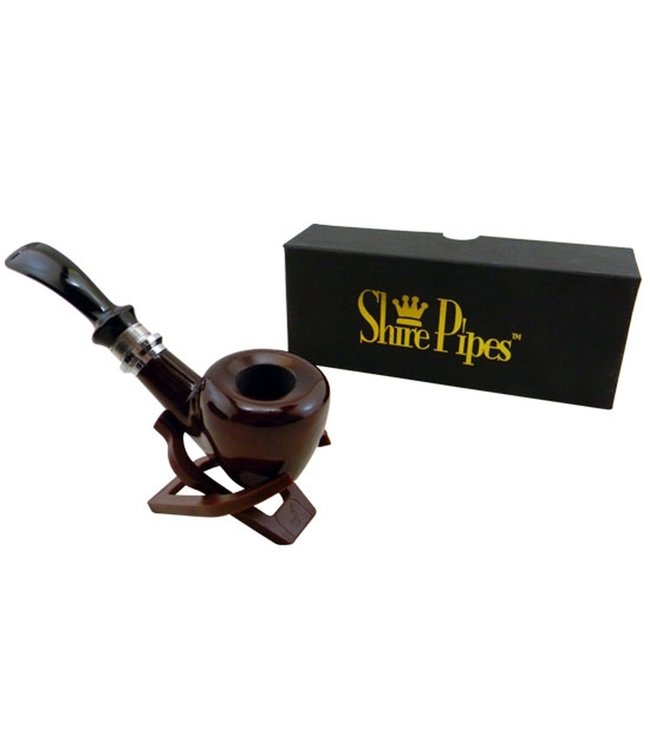 Shire Pipes Half Bent Dublin