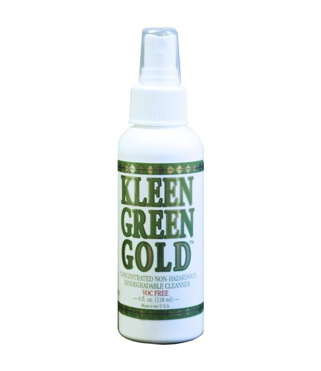 Celebration Pipes Kleen Green Gold 4oz Concentrated Cleanser