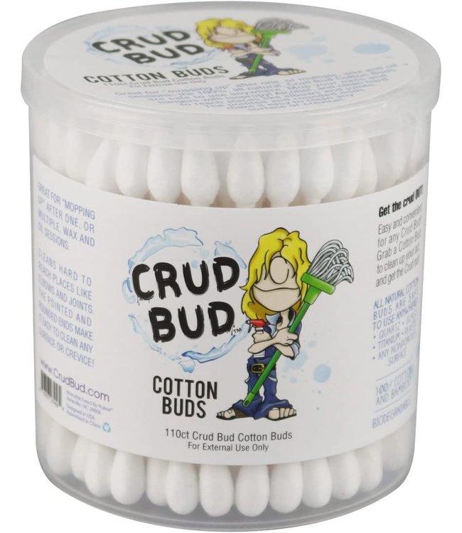 Crud Bud Crud Bud Dual Tip Cotton Buds / Dab Swabs 110-Pack