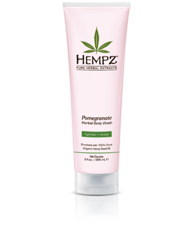 Hempz Hempz Body Wash - Pomegranate (9oz)