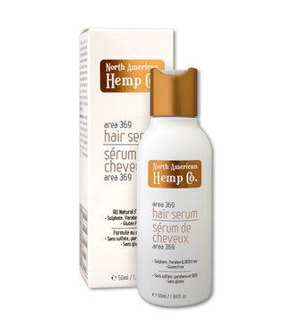 North American Hemp Co. N.A.H.C. Area 369 Hair Serum (1.69 oz.)