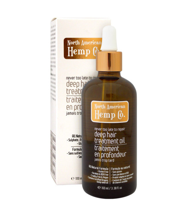 North American Hemp Co. N.A.H.C. Deep Treatment Repair Oil (3.38 oz.)