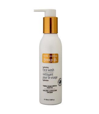 North American Hemp Co. N.A.H.C.  Hydrating Face Wash (4.8oz)