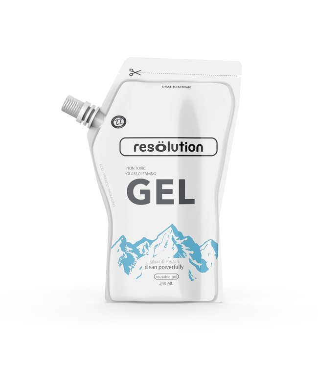 ResOlution ResOlution Cleaning Gel 240ml