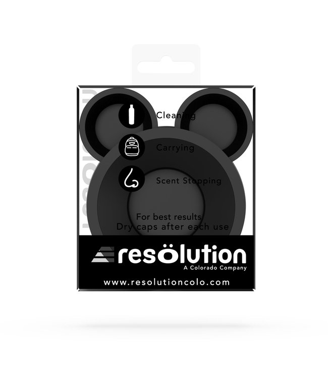 "ResOlution ResOlution Caps ""Res Caps"" - Black"