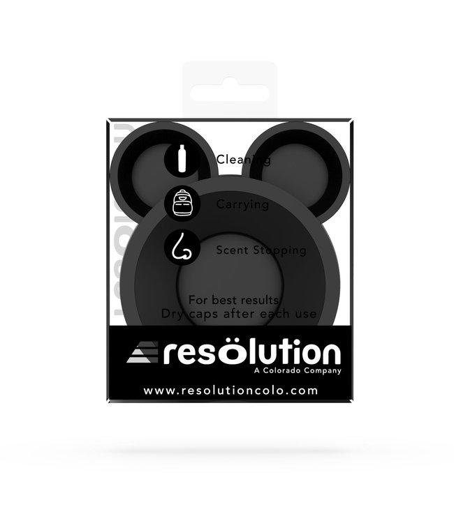 "ResOlution ResOlution Caps ""Res Caps"" - Black"