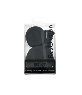 ResOlution ResOlution Rig Kit - Cleaning Carrying Scent Stopping - Black