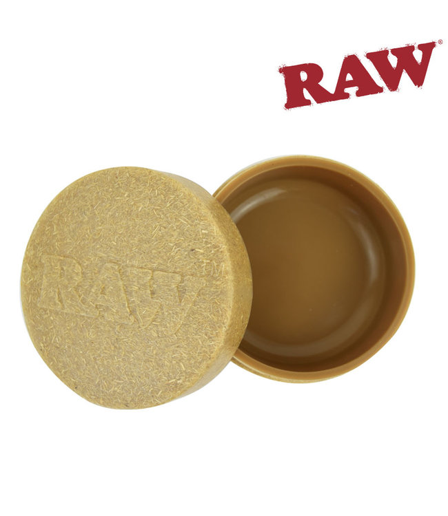 RAW RAW Hemp Plastic Magnetic Stash Jar